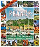 365 Days in France Picture-a-Day 2020 Calendar...
