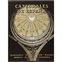 Catedrales de España. Tomo V: Barcelona, Segovia, Jaén, Málaga, Murcia y El Pilar de Zaragoza. (Tesoros Everest del arte español)