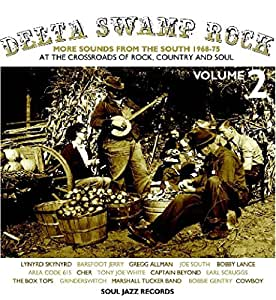Delta Swamp Rock: More Sounds from The South 1968-75 - At the Crossroads of Rock, Country and Soul [VINYL]
