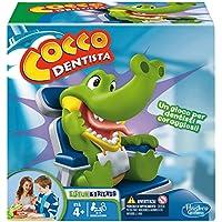 Hasbro Gaming - Coccodentista Gioco di Abilità, B0408103