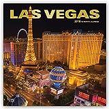 Las Vegas 2018 - 18-Monatskalender mit freier TravelDays-App: Original BrownTrout-Kalender [Mehrsprachig] [Kalender] (Wall-Kalender) - BrownTrout Publisher
