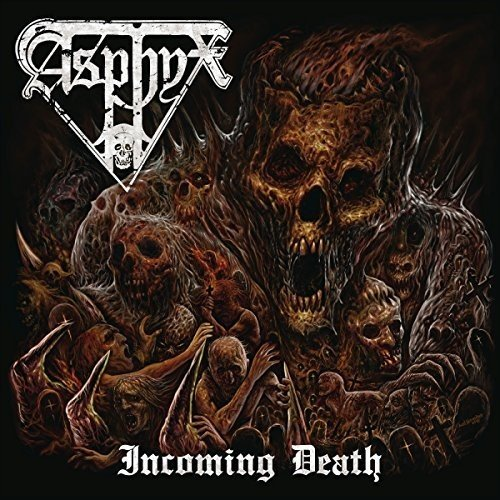 Asphyx: Incoming Death (Standard CD Jewelcase) (Audio CD)