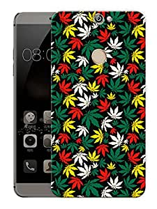 "Humor Gang Marijane Colorful Printed Designer Mobile Back Cover For ""Coolpad Max"" (3D, Matte Finish, Premium Quality, Protective Snap On Slim Hard Phone Case, Multi Color)"