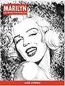 Marilyn - les rêves d'un papillon par Correa