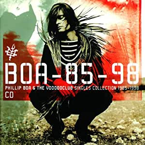 Singles collection philip boa the voodoo club amazon for Jardin gris voodoo shop conyers