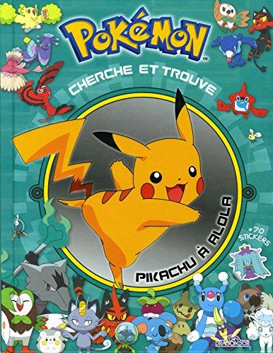 Cherche et trouve - Pikachu à Alola par The Pokémon Company