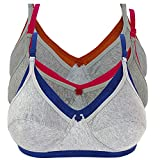 #7: Framino Womens Sport Bra pack of three