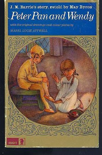 Peter Pan and Wendy by Sir J. M. Barrie (1987-11-01)