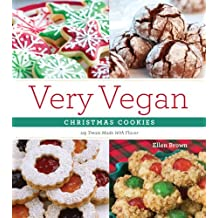 Very Vegan Christmas Cookies (English Edition)