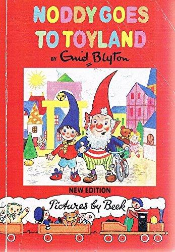 Noddy Goes to Toyland (Noddy Library) by Enid Blyton (1990-09-27)
