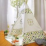 Tipi cabaña india infantil para niños