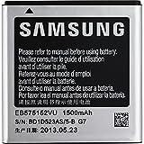 Samsung 1650mAh Li-Ion-Ionen (LiIon) 1650mAh 3,7V Akku wiederaufladbar–Akkus (-Ionen (LiIon), 1650mAh, Browser/Laptop/Handy, 3,7V, schwarz, silber, Samsung Galaxy S, Galaxy S Plus, Galaxy SL, Omnia Pro 4)