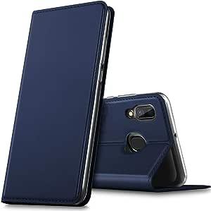 Verco Handyhülle Für Galaxy A40 Premium Handy Flip Elektronik
