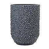 Bloomingville Vase, Blue, Stoneware Ø14,5xH20,5 cm