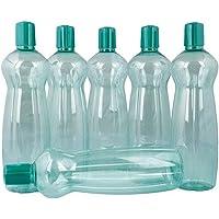 Milton Pacific 1000Ml Pet Bottles 6 Pcs Set (Colour May Vary)