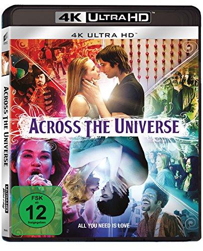 Across The Universe - 4k Ultra HD Blu-ray