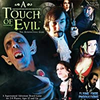 Touch of Evil Boardgame [Import anglais]