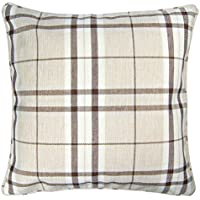ShawsDirect Hugo Check Cushion Cover