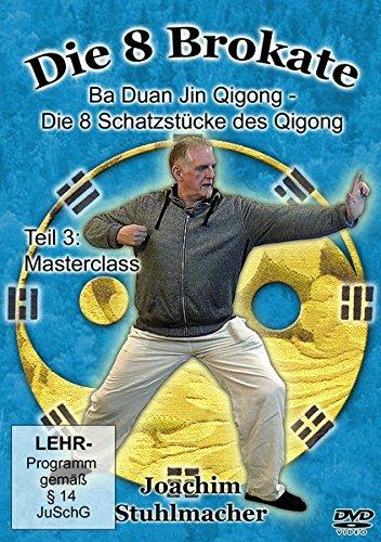 Die 8 Brokate Teil 3: Masterclass, 1 DVD-Video