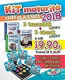 Manomix. Maturità per Licei classici 2018. Kit. Con 5 ebook