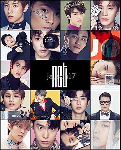NCT 2018 – [NCT2018] Empathy Album Random Ver CD+Photobook+