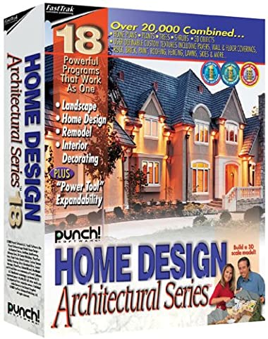 Punch Home Design Architectural Series 18