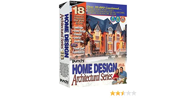 Punch Home Design Architectural Series 18 Amazon Co Uk Software