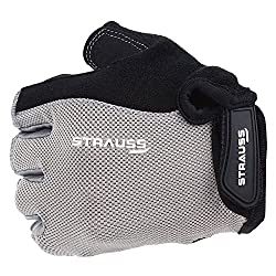 Strauss Fitness Gym Gloves (Medium)