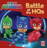 Battle of the HQs: A PJ Masks story book