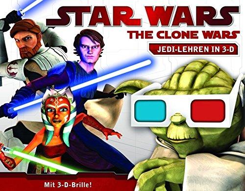 Star Wars The Clone Wars: Jedi-Lehren in 3D