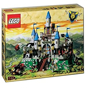 LEGO Knights Kingdom Set #6098 King Leo's Castle by 5702012000348 LEGO