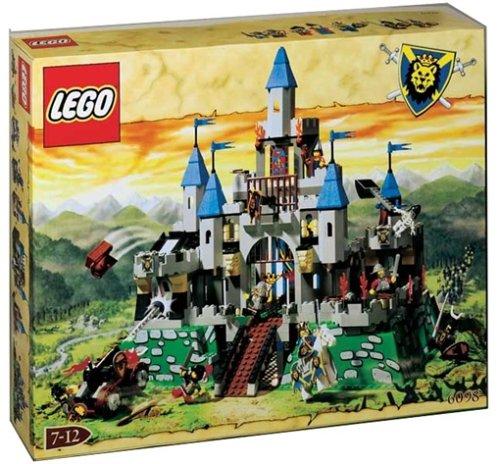 LEGO 6098 - Königsburg, 524 Teile (Lego Burgen)