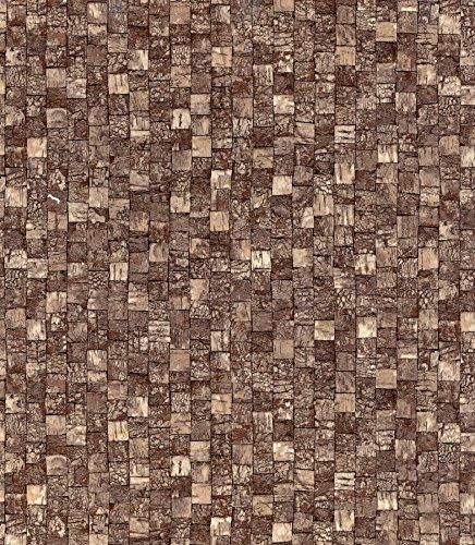 d-c-fix® Sticky Back Plastic (self adhesive vinyl film) Aragon Bark (Mosaic) 45cm x 2m 346-0539