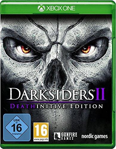 Darksiders 2 - Deathinitive Edition [Importación Alemana]