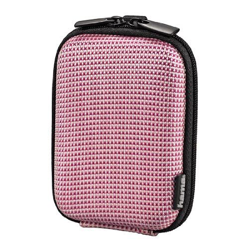 Hama Hardcase Two Tone 60 H Camera Bag - Pink lowest price