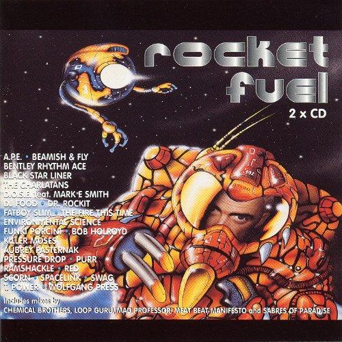 Rocket Fuel [Explicit]