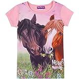 Miss Melody niñas T-Shirt, Camiseta, Rosa