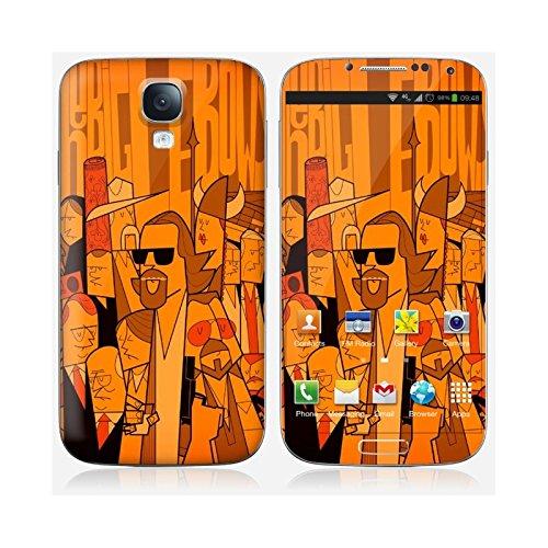 Coque iPhone 6 et 6S de chez Skinkin - Design original : Big Lebowski par Ale Giorgini Skin Galaxy S4