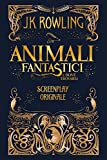 libro Animali Fantastici e dove trovarli: Screenplay Originale