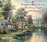 Thomas Kinkade Painter of Light 2019 Calendar
