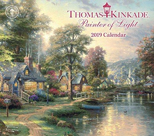 Thomas Kinkade Painter of Light 2019 Calendar par Thomas Kinkade