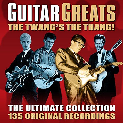 Guitar Greats - The Ultimate C...