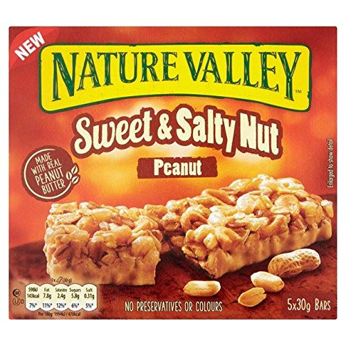 Nature Valley Sweet & Salty Nut 5 x 30g