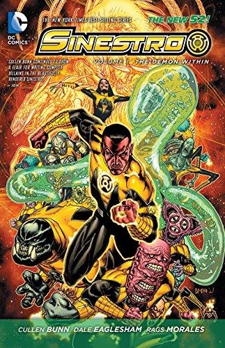 Sinestro Volume 1 TP por Cullen Bunn