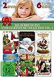 DVD Cover 'Die rührendsten Weihnachtsfilme Collection Vol. 4 [2 DVDs]