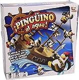 Pingüino Al Agua