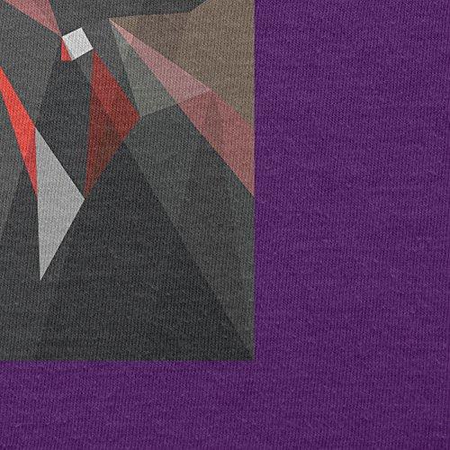 TEXLAB - Dark Art - Damen T-Shirt Violett