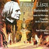 Klavierwerke Von Franz Liszt -