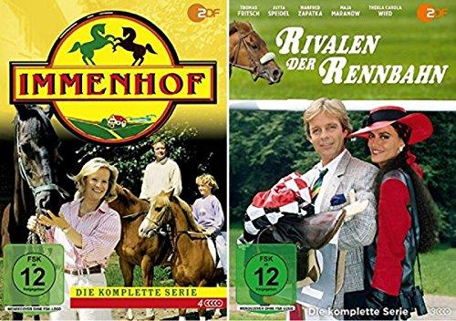 Die komplette Serie + Rivalen der Rennbahn - Die komplette Serie