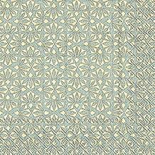Ideal Home Range 20Count Loft 3capas de papel Servilletas, multicolor '(Cóctel 25X 25CM)